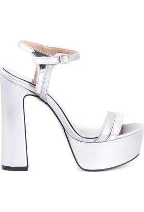 Kemal Tanca 181Tck668 4005 Kadın Platform Topuk Ayakkabı