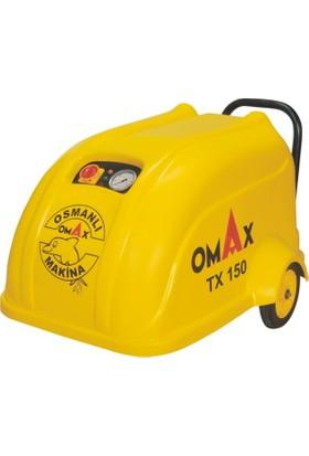 Omax Yüksek Basınçlı Yıkama Makinası 150 Bar