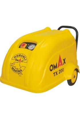 Omax Yüksek Basınçlı Yıkama Makinası 200 Bar