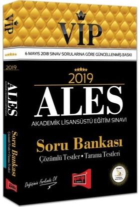 Yargı Yayınları 2019 Ales Vıp Soru Bankası