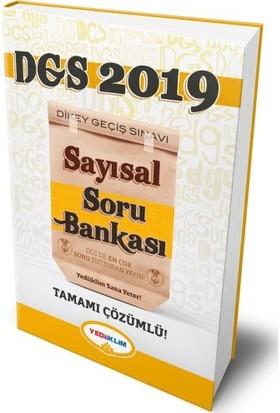 Yediiklim Yayınevi 2019 Dgs Sayısal Bölüm Tamamı Çözümlü Soru Bankası