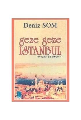 Geze Geze İstanbul: Herhangi Bir Yerde 4