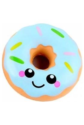 Squishmeez Squishy Donut Jumbo Mavi Sukuşi