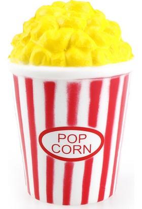 Squishmeez Squishy Popcorn Renkli Kokulu Sukuşi
