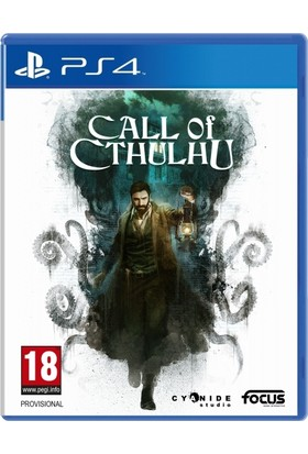 Focus Call Of Cthulhu Ps4 Oyun