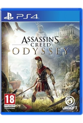Ubisoft Assassin'S Creed Odyssey Ps4 Oyun