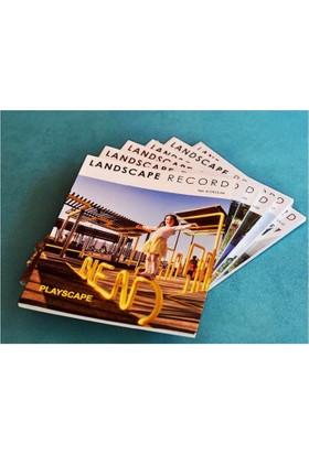 Landscape Record Magazine 2015 Yıllık Set