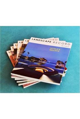 Landscape Record Magazine 2016 Yıllık Set