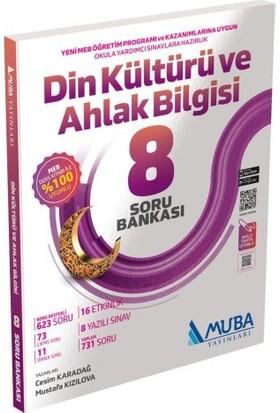Muba Yayınları 8.Sınıf Din Kültürü Ve Ahlak Bil Soru Bankası