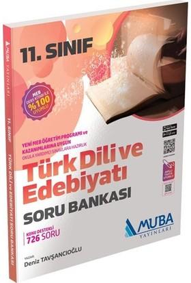 11. Sınıf Türk Dili ve Edebiyatı Soru Bankası - Deniz Tavşancıoğlu