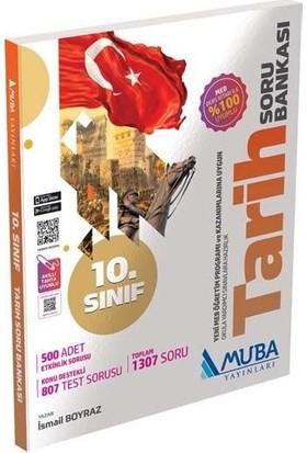 Muba Yayınları 10. Sınıf Tarih Soru Bankası