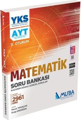Muba Yayınları Ayt-Iı. Oturum Matematik Soru Bankası
