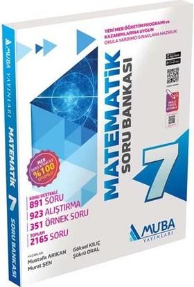 Muba Yayınları 7. Sınıf Matematik Soru Bankası