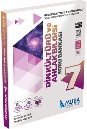 Muba Yayınları 7. Sınıf Din Kültürü Ve Ahl. Bil. Soru Bankası