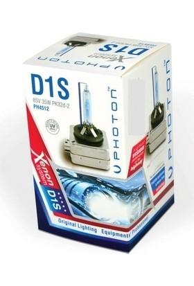Photon D1S 4300K %50 Fazla Işık Xenon Ampül ( 2 Adet )