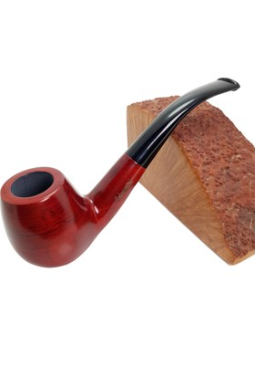 Falconetti Red Sandalwood Ahşap Bilezikli Pipo py18