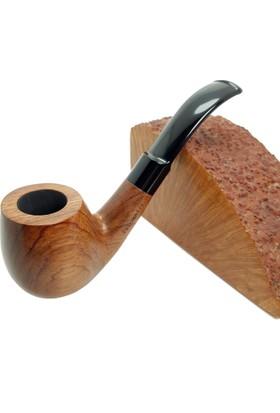 Falconetti Maun Ağacı Mat El Yapımı Pipo py23