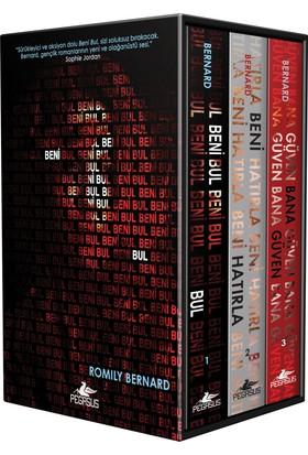 Beni Bul Serisi Kutulu Özel Set (3 Kitap) - Romily Bernard