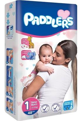 Paddlers Newborn 1 Numara 48 Adet (2-5 kg)