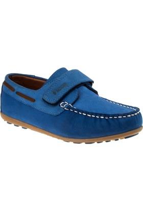 Vicco 908.18y.302 Günlük Deri Lacivert Çocuk Ayakkabı