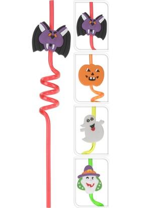 Cadılar Bayramı Pipet Halloween