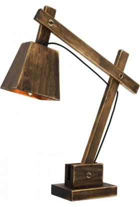 Avonni 9041 Serisi Eskitme Masa Lambası