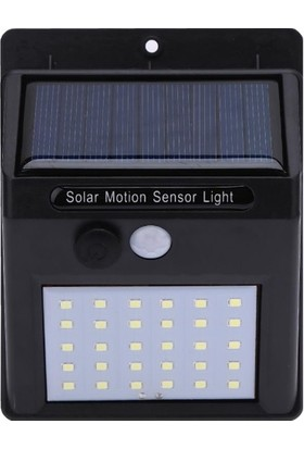 Vktech 30 Ledli Fotoselli Solar Lamba