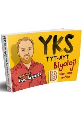Benim Hocam Yayınları Yks Tyt Ayt Biyoloji Video Ders Notları - Özer Akgümüş