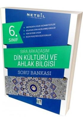 Netbil 6. Sınıf Din Kültürü Ve Ahlak Bilgisi Sıra Arkadaşım Soru Bankası 2019 Aueni Müfredat