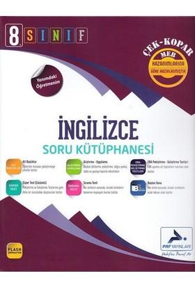 Paraf 8. Sınıf İngilizce Soru Kütüphanesi Çek Kopar 2019 Yeni Müfredat