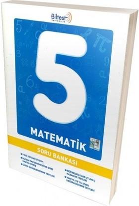 Biltest 5. Sınıf Matematik Soru Bankası 2019 Müfredat