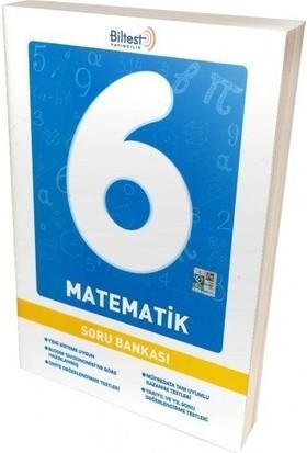 Biltest 6. Sınıf Matematik Soru Bankası 2019 Müfredat
