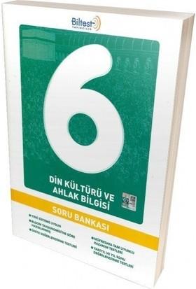 Biltest 6. Sınıf Din Kültürü Ve Ahlak Bilgisi Soru Bankası 2019 Müfredat