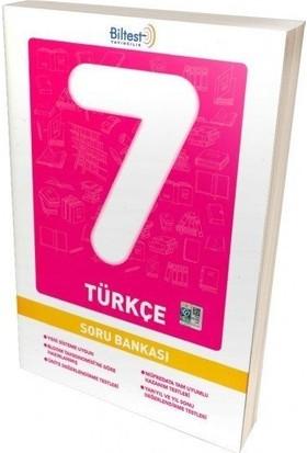 Biltest 7. Sınıf Türkçe Soru Bankası 2019 Müfredat