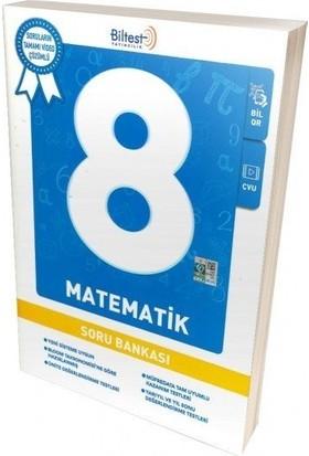 Biltest 8. Sınıf Matematik Video Çözümlü Soru Bankası 2019 Müfredat