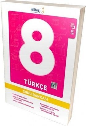 Biltest 8. Sınıf Türkçe Soru Bankası 2019 Müfredat