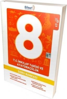 Biltest 8. Sınıf T.C. İnkılap Tarihi Ve Atatürkçülük Soru Bankası 2019 Müfredat