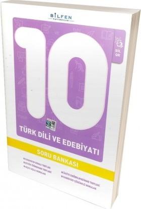 Bilfen 10. Sınıf Türk Dili Ve Edebiyatı Soru Bankası 2019 Yeni Müfredat