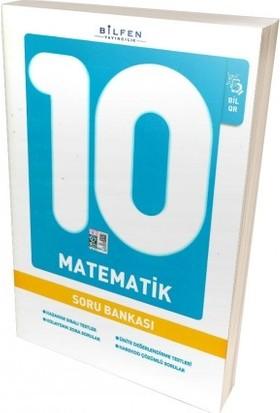 Bilfen 10. Sınıf Matematik Soru Bankası 2019 Yeni Müfredat