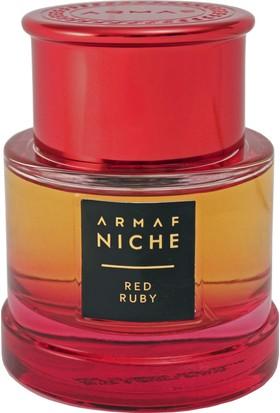 Armaf Red Ruby Niche Bayan EDP 90Ml