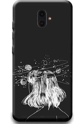 Exclusive Casper Via F1 Galaksi Kafası Desenli Telefon Kılıfı
