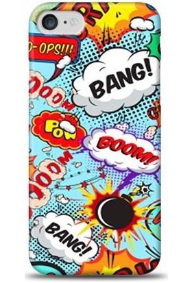 Exclusive Apple iPhone 8 Crash Boom Bang Desenli Kılıf