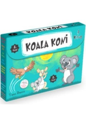 Pinokyo 2. Sınıf Koala Koni 8 Kitap