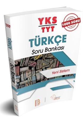 Benim Hocam Yayınları Ykstyt 1000 Türkçe Soru Bankası