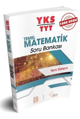 Benim Hocam Yayınları Ykstyt 1000 Matematik Soru Bankası