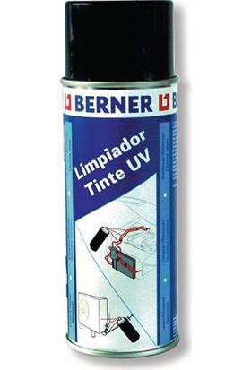 Berner Klima Kaçak Test Sıvısı Brıllıant Temizleyici 400Ml