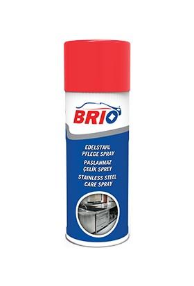 Brio Paslanmaz Çelik Ankastre Temizleme Spreyi 400 ml
