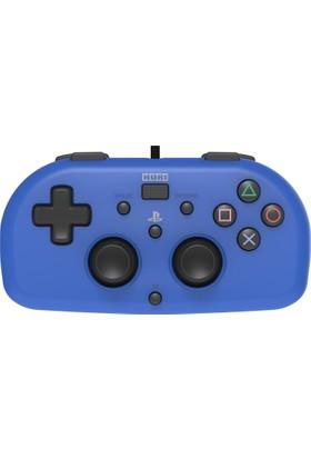 Sony Ps4 Oyun Kolu Hori Mini Mavi Gamepad Wired Joystick