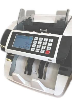 Bill Counter Bankers C2 Karışık Para Sayma Makinesi