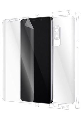 AntDesign 360 Derece Full Body Samsung Galaxy S9 Plus Ekran Koruyucu Film